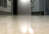 Nil exposure polished concrete