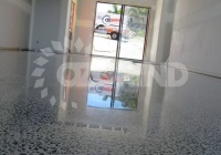 van-in-image polished concrete